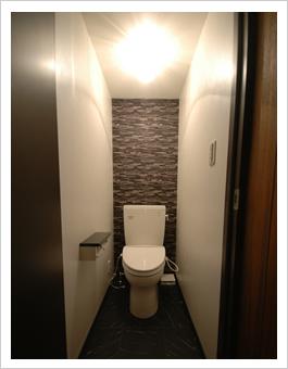 トイレの様子(リフォーム後)