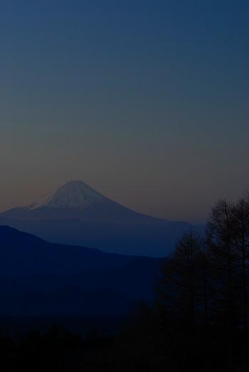 いよいよ富士山が・・