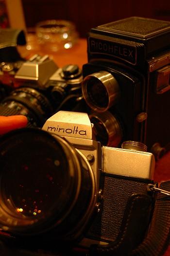 珍しいカメラ・・!?