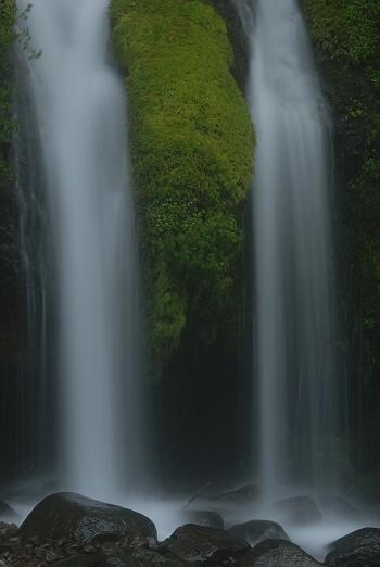 滝の美しさ